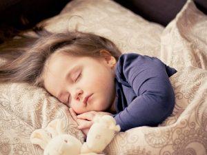 bébé endormi
