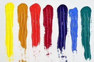 peinture gonflée